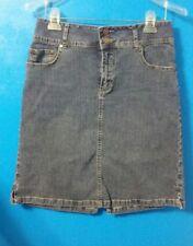 Cato Skirt Size 10 Women Denim