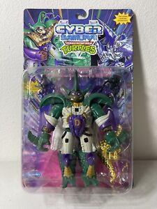 Vintage TMNT MOC Cyber Samurai Donatello