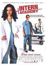 INTERN ACADEMY Movie POSTER 27x40 Dave Thomas Dave Foley Dan Aykroyd Maury