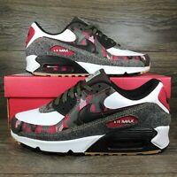 NikeAir Max 90 SE Remix 'Camo Denim' Sneakers (DB1967-100) Men's Sizes
