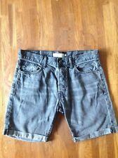 L.O.G.G. by H&M Bermuda Shorts Schwarz 32