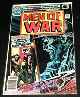 ☆☆ Men of War #12 ☆☆ (DC) Enemy Ace - Joe Kubert Art - FREE Shipping