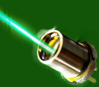 NICHIA 520nm 1W+ Green Laser Diode/Extracted from laser array w/ ball lens