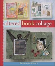 Altered Book Collage by Barbara Matthiessen (2005, Hardcover)