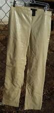 Kenneth Cole Fake Snake Pants Size 8 Disco Club Wear NOSWT Fake Snake