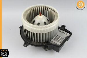 03-12 Mercedes R230 SL550 C230 SL500 AC A/C Heater Blower Motor Fan Resistor OEM