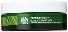 The Body Shop Drops of Youth Bouncy Sleeping Mask 90ml as Pic
