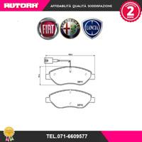 77365808-G Kit pastiglie freno ant.Alfa Romeo-Fiat-Lancia (FIAT ORIGINALE)