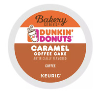 Dunkin Donuts Caramel Coffee Cake Keurig K-Cups 16 Count - FREE SHIPPING