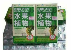 2Boxes 30 x Fruta slimming. pills fat burn. reduces weight. fat blocker natural