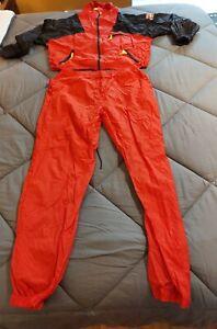 Vtg Marlboro Adventure Team Jacket Pants Suit Pouch Adult Unisex Size Large New