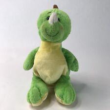Ganz Webkinz Key Lime Dino Green Dinosaur Plush Animal Stuffed Toy No Code HM185