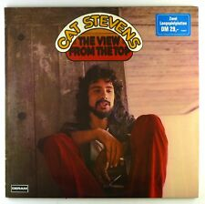 "12"" LP - Cat Stevens - The View From The Top - D1217 - cleaned"