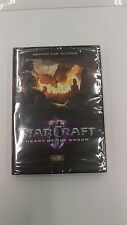 Starcraft ii 2 heart of swarm collector's edition dvd uk anglais nouveau & sealed