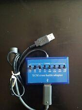 XCM Cross battle adapter usb
