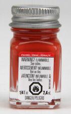 Grapefruit Enamel Paint (1/4 oz bottle) >>We combine shipping<<  Testors 1196