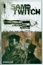 Image Comics Sam And Twitch #16 November 2000 NM