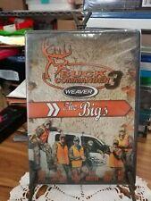 Buck Commadner 3 DVD, THE BIGS, 2010 big bucks trucks and fun brand new