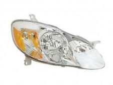 New Toyota Corolla 2003 2004 right passenger headlight head light