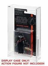 "Star Wars BLACK SERIES 3-3/4"" Inch Carded Action Figure DISPLAY CASE (2013)"
