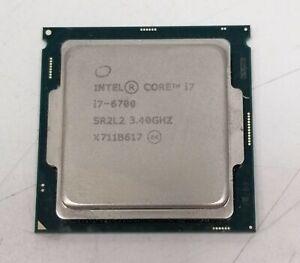 INTEL CORE I7-6700 QUAD-CORE 3.40GHZ 8MB LGA1151 CPU DESKTOP PROCESSOR SR2L2