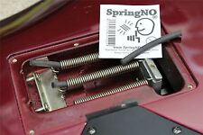 SpringNo Tremolo spring silencer for Floyd Rose, Fender, Ibanez guitar bridges