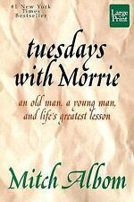 Tuesdays with Morrie, Albom, Mitch, 1568959672, Book, Acceptable
