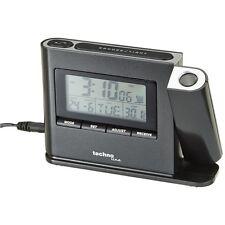 Technoline proyectada radio despertador WT 519 antracita despertador radio
