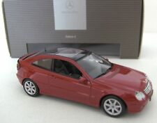 MINICHAMPS Mercedes-Benz  Classe C  Sport Coupé  1/43  Dealer edition
