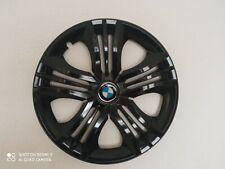4  Radkappen schwarz 16 Zoll BMW 1er 2er 3er 4er  E+F Modelle