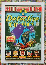 BATMAN: DETECTIVE COMICS #440 - MAY 1974 - 100 PAGE GIANT! - VFN+ (8.5) CENTS!