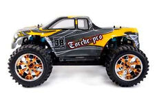 Torche pro Monstertruck 1 10 Brushless mit 2 4ghz RC