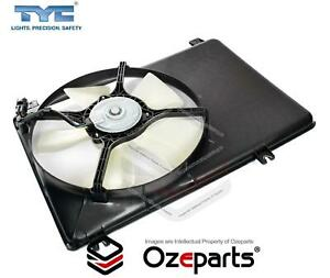 Radiator Thermo Cooling Fan Assembly For Suzuki Swift EZC21 2005~2010 Hatch