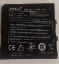 Motion Computing  Battery for F5 F5v F5T F5TE tablets (MC5450BP)-507.201.01 BLK