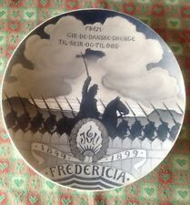 Royal Copenhagen Commemorative Plate from 1899 #Rc-Cm26