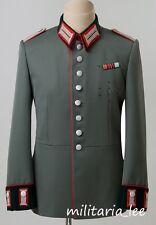 WW2 Repro German Officer M35 Gabardine Waffenrock Tunic All Sizes