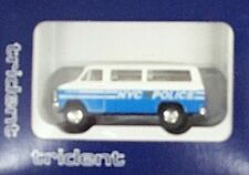 Trident HO 1/87 Chevrolet New York City Police Personnel Van 90096