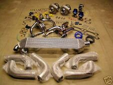 CHEVY SBC 1000 HORSEPOWER TWIN TURBO KIT 1982 - 1992 Camaro Trans AM GM 350 355