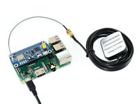 Waveshare L76X Multi-GNSS HAT for Raspberry Pi Jetson Nano Supports GPS BDS QZSS