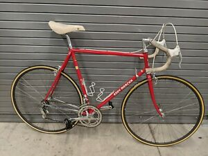 Vintage Eddy Merckx SLX Campagnolo  Record C  56cm