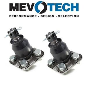 For Ford Lincoln Mercury Pair Set of 2 Front Upper Ball Joints Mevotech MK8212