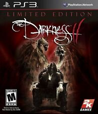 Darkness 2 Limited Edition PS3 Great Condition Complete Fast Shipping