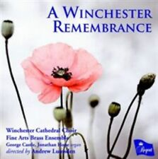 A Winchester Remembrance (CD, Oct-2014, Regent)