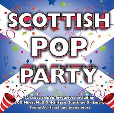 Scottish Ceilidh Pop Party 22 Scottish Pop Favourites CD