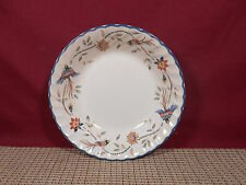 Barratts China England Bird of Paradise Design Soup/Cereal Bowl 7""