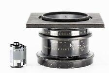 Hugo Meyer Co Goerlitz Trioplan 3.3/260 mm  Portrait Large Format Lens