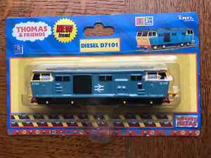 BEAR - Ertl Thomas the Tank Engine DIESEL D7101 TRAIN Die Cast 2003 RARE - NIB