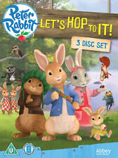 Peter Rabbit: Let's Hop to It (Box Set) [DVD]