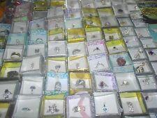 bulk lot of 20 ladys rings