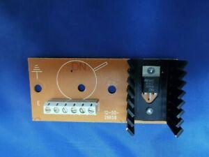STUART TURNER PCB CIRCUIT BOARD 26658 FOR POSITIVE MONSOON PUMP very rare